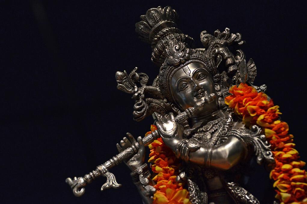 Indischer Gott