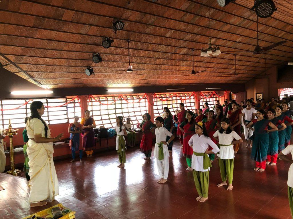 Dharani Schule