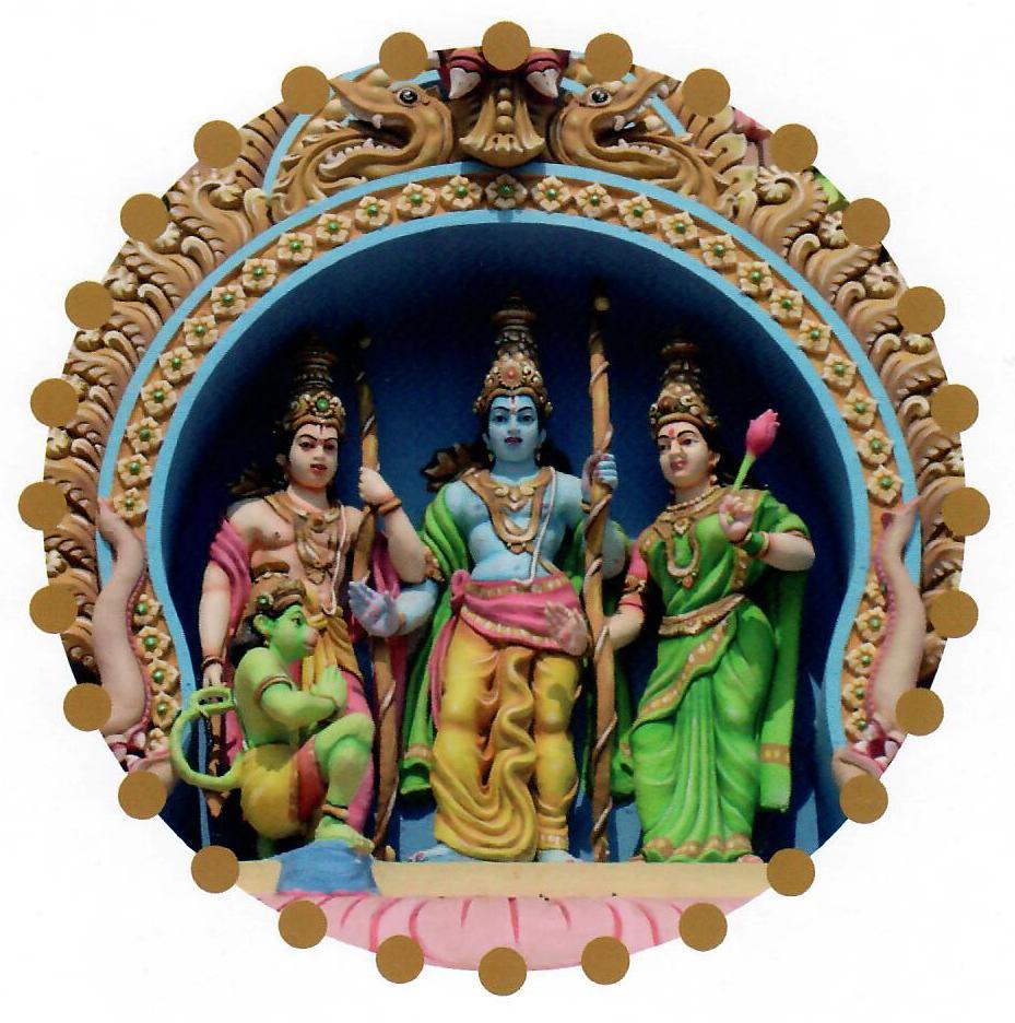 Rama Götterbilder